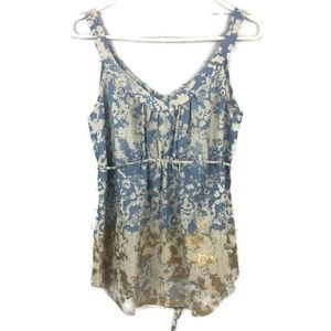 💎 URBAN OUTFITTERS Ecote Empire Waist Tank M